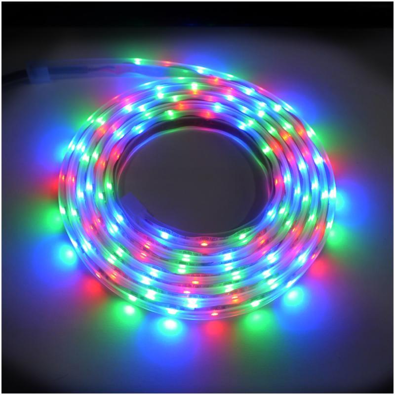 【露營趣】Outdoorbase 23229 帳篷LED燈條(霓虹燈)3528高光燈珠 露營燈 燈飾 氣氛燈 串燈