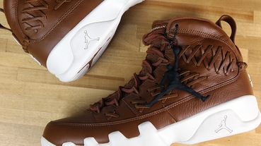 新聞分享 / 發售方式讓你想起抽卡包的回憶 Air Jordan 9 Pinnacle 'Baseball' 即將登場