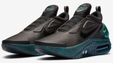 新聞分享 / 神秘科技感加成 Nike Adapt Auto Max 首款深色系登場