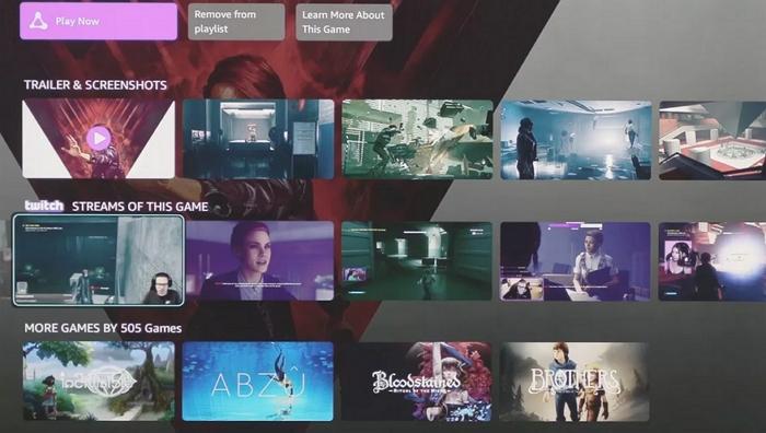 亞馬遜正式宣佈推出Luna雲端串流遊戲服務,將與微軟和Google正面對決
