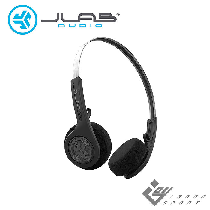 JLab Rewind 藍牙耳機白色
