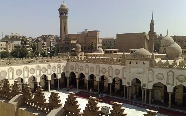 Universitas Al-Azhar Kairo © Sumber: smart foundation