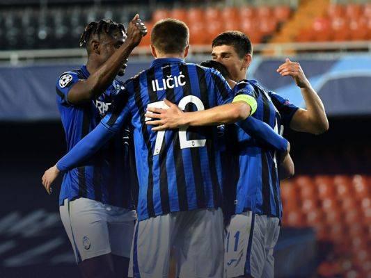 Empat Gol Ilicic Antar Atalanta ke Perempat Final Liga Champions