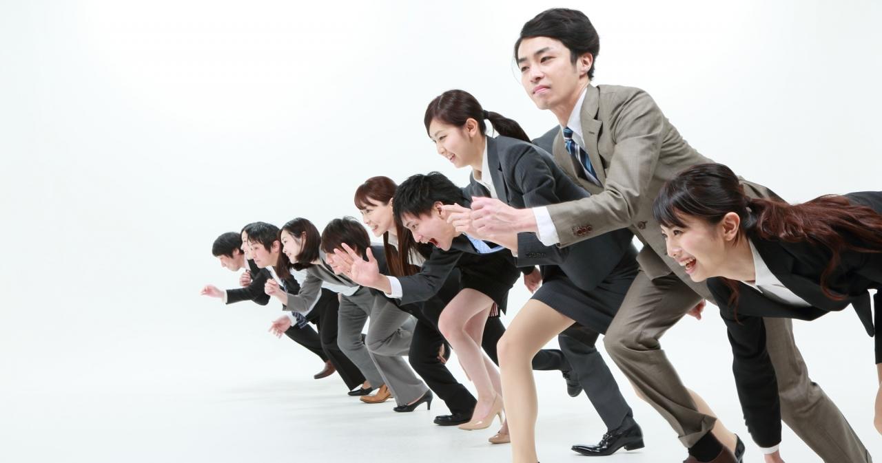 日本開學日 新社員