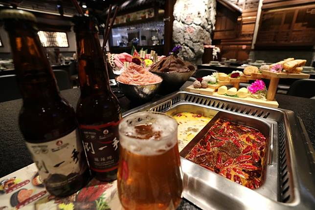 The breweries making beers to go with Chinese food in Hong Kong, and how beer pairings with food work