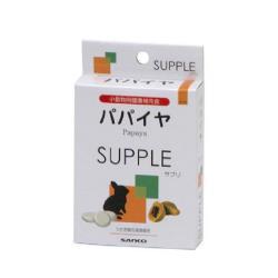 日本Sanko 小動物木瓜酵素(化毛專用)20g