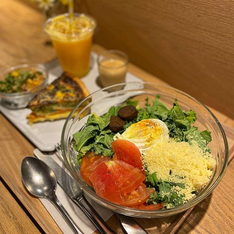 あろえちゃんさんが投稿した南青山野菜料理のお店CITRON/シトロンの写真
