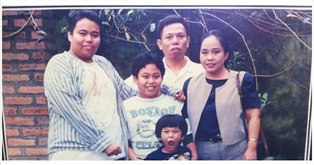 5 Potret Damar Canggih, ahli nuklir putra almarhum Dono 'Warkop DKI'