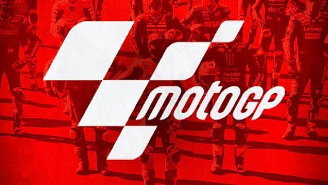 MotoGP - Ilustrasi Logo MotoGP (UNIKOLOGI.COM/Adreanus Titus)