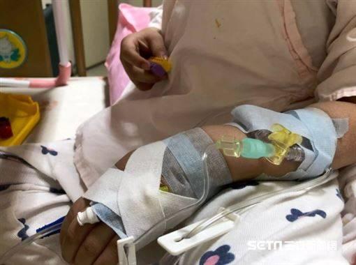 獨/等骨髓救命 5歲血癌童:想長大