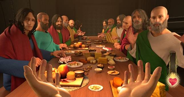 Steam模擬「神」作《我是耶穌》一開始就劇透結局,還要跟撒旦對打是怎麼回事 🤲