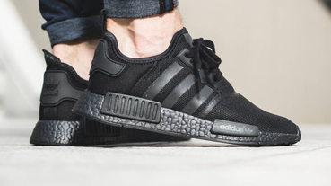 新聞分享 / adidas NMD R1 'Triple Black'