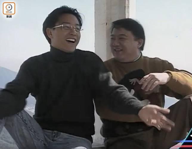 當年黎小田提攜張國榮,成功造就一代樂壇巨星。