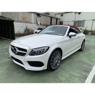 2017 CPO Mercedes-Benz C300(外匯車)