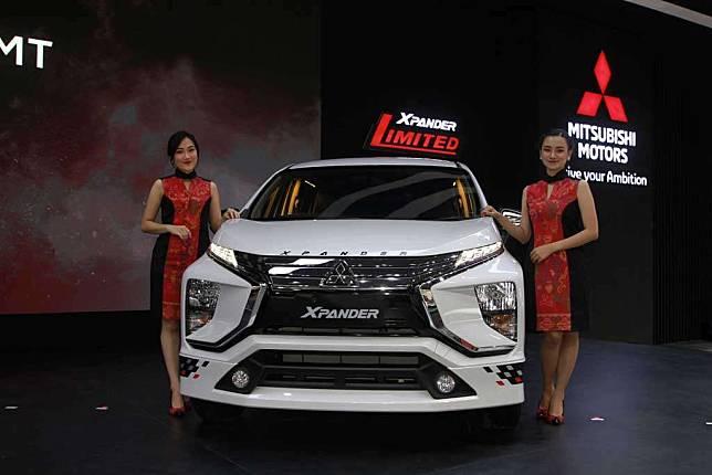 Promo 0% untuk Mitsubishi Xpander, Xpander Cross, dan Pajero Sport