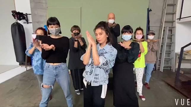 「十二街洗手挑戰」藝人網紅篇:賈靜雯、宋達民夫妻都來傳授七字訣!