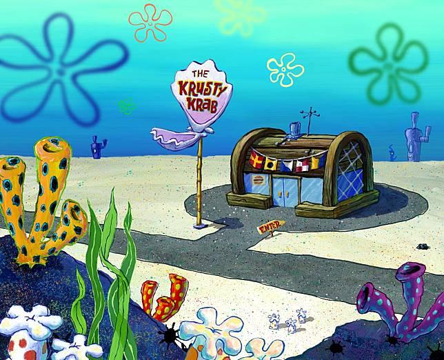 77 Gambar Rumah Spongebob Dan Patrick Gratis Terbaru