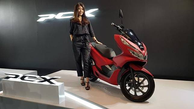 Honda All New PCX 150