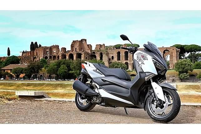 เปิดตัว Yamaha XMax 300 Roma Edition ผลิตเพียง 130 คัน