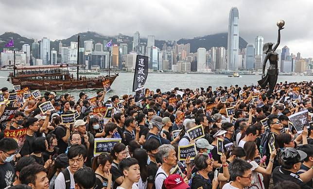 Hong Kong protests: Civil Human Rights Front loses appeal against police ban on Sunday march, but members will press on in 'personal capacity'