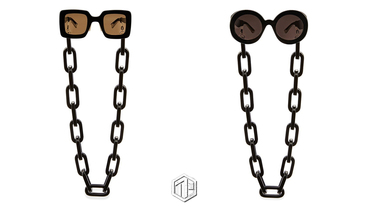 Gucci 全新2020「Eyewear Chains」系列推出!