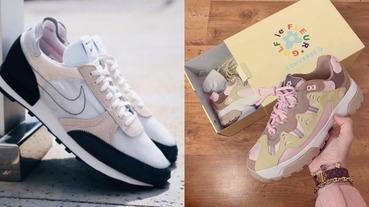 比奶茶色還燒?!這 4 雙「燕麥奶色」球鞋不只超顯白,穿上後還有美腿效果!女網友:我的鞋櫃裡還差這一色