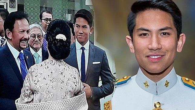 Pangeran Abdul Mateen - Kolase TribunNewsmaker - Tribunnews.com/Theresia Felisiani/pinterest