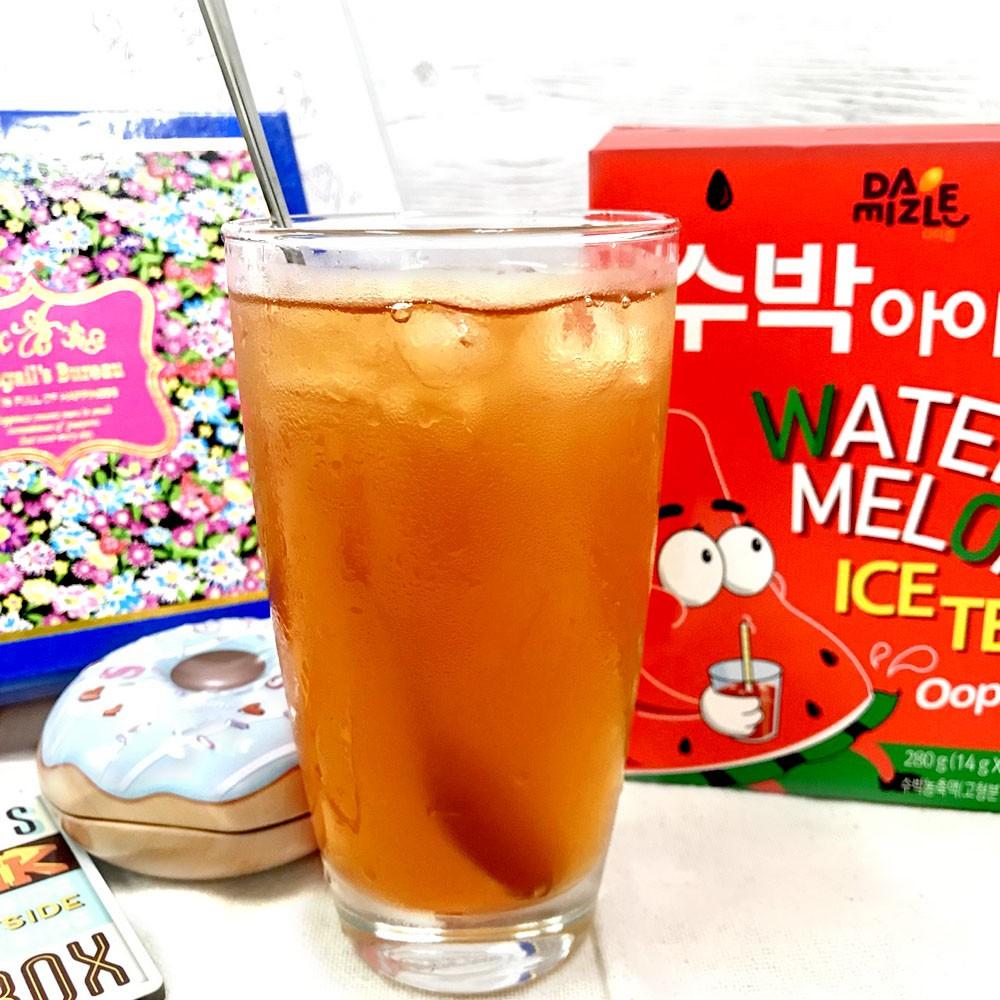 韓國 Da Jung 西瓜冰茶 蝦皮24h 現貨