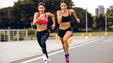 放膽去跑,才有戰勝畏懼的可能 NB Women「姊無畏」,雷理莎、雷達達就是要跑贏自己 New Balance打造女性專屬全方位跑步裝備,備戰無懼!