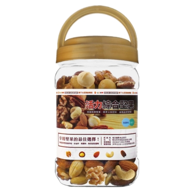 每日優果招牌堅果。 堅持手工低溫烘焙、無調味。 嚴選五種頂級果實,品質最好。 非油炸,不燥熱。 低溫烘焙保留營養成份。