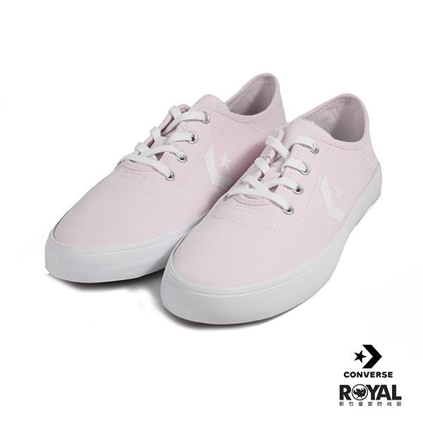 Converse 新竹皇家 Costa 粉色 布質 車邊 流行休閒鞋 女款 NO.I9466