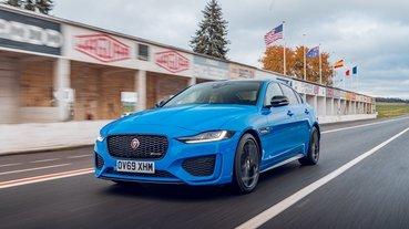 全球只有 200 台!Jaguar 絕美藍 XE Reims Edition 競速登場