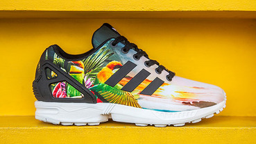 新聞速報 / adidas Originals ZX Flux 'Tropics'