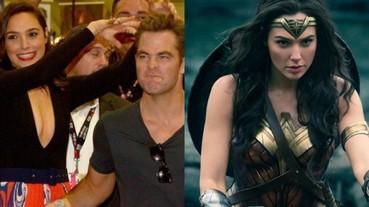《神力女超人》被漫畫迷嫌「胸太小、腋毛太光」 讓蓋兒加朵崩潰到高歌一曲...
