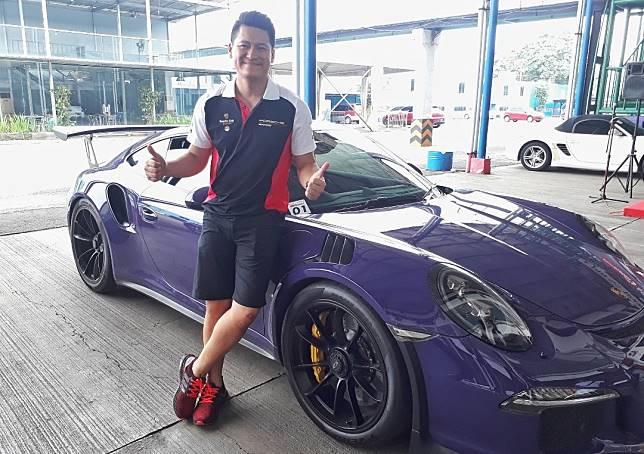 William Haditarjanto, Ketua Porsche Club Indonesia