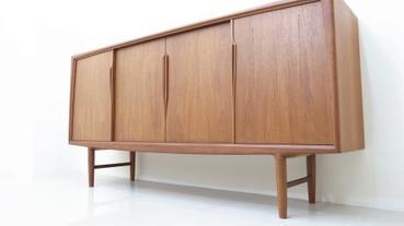 沒有壓迫感的家具----邊櫃