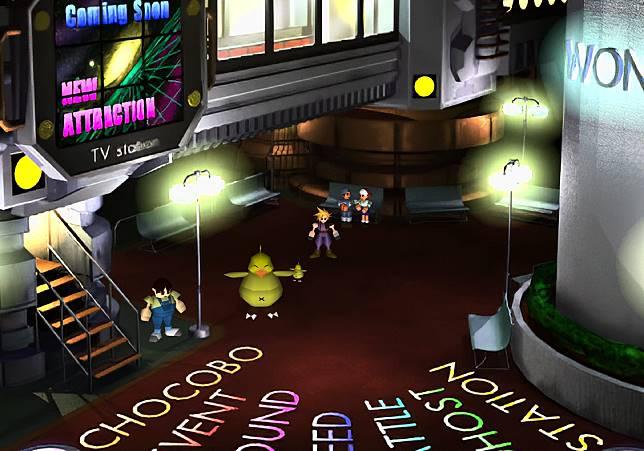 รับกระแส Final Fantasy VII ด้วย Mod เพิ่มความละเอียดระดับ HD ให้กับเกมเวอร์ชั่นดั้งเดิม
