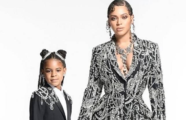 Putri Beyonc, Blue Ivy Carter, Menang Penghargaan BET Soul Train Awards 2019