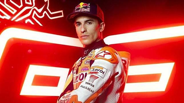 Pembalap Repsol Honda, Marc Marquez tatap MotoGP 2021 musim ini