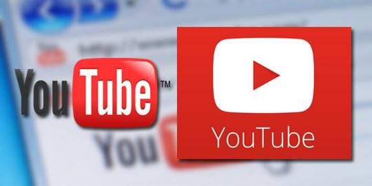 Logo YouTube. ©2013 Merdeka.com
