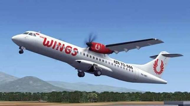 Pesawat Wings Air [beraukab.go.id]