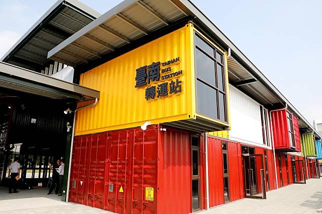 ▲台南轉運站預計12月25日試營運,明年1月6日正式啟用。(圖/台南市政府官網)