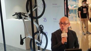Gogoro 電動單車 Eeyo 開賣!陸學森:跟機車一樣,設計語言也是「大平台」