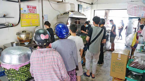 【台南美食】阿牛牛肉湯-帶有焦香味迷人的牛肉燴飯