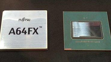 世界最快超級電腦換人當,來自日本的超級電腦富岳 Fugaku 竟是用 ARM 處理器組成