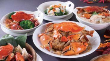 殼凸、螯飽、脂凝香 大啖螃蟹正當時