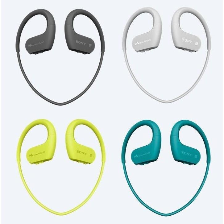 東京快遞耳機館sony nw-ws623 防水藍牙運動隨身聽 環境音模式