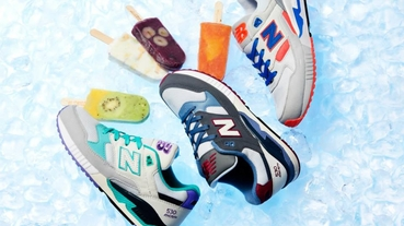 "新聞速報 / New Balance 530 ""Ice Cream""Collection"