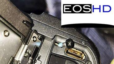 Canon EOS R5 竟可輕鬆內錄近一小時的 8K 影片,一根小螺絲破解過熱計時器之謎