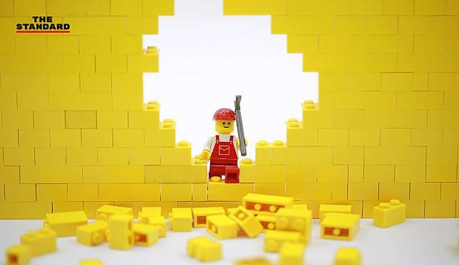 บทเรียนจากขาลงของ LEGO สู่การฟื้นตัวแบบติดจรวดด้วยนวัตกรรม